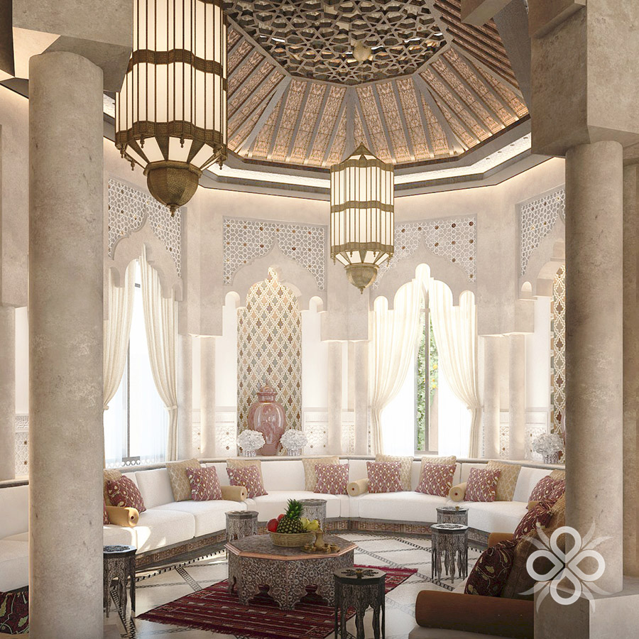 Wael Al-Masri Planners & Architects - WMPA | Interior Design